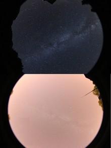 Světelné znečištění ničí hvězdnou oblohu