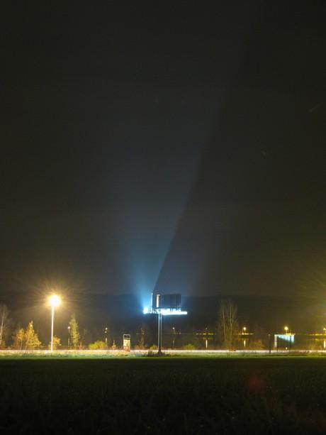 Česká republika patří k zemím s největší koncentrací billboardů, z nichž je mnoho nasvícených po celou noc