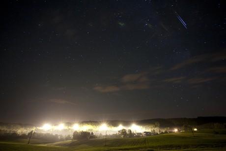 Umělé osvětlení se stalo dominantou nočního prostředí